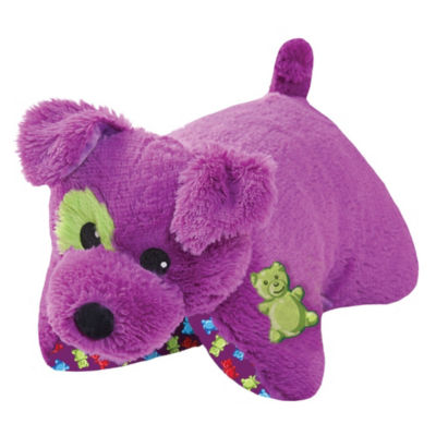 "Pillow Pet 16"" Sweet Scented Gummi Dog"