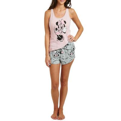 Minnie Mouse Short Pajama Set