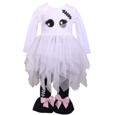 Bonnie Jean 2-PC Mummy Tutu Legging Set -Baby Girls