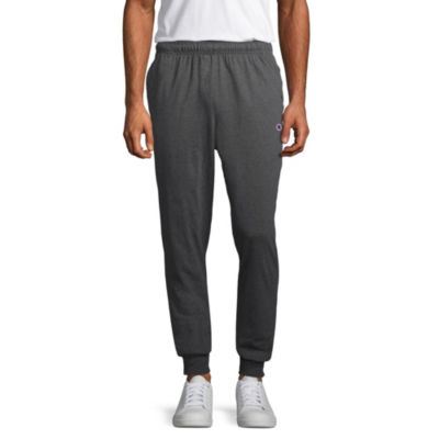 Champion Authentic Men/'s Athletic Pants Closed Bottom Jersey Sweatpants Workout
