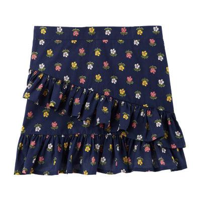 Carter's Girls Midi A-Line Skirt Preschool / Big Kid