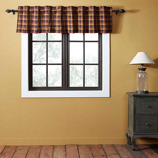 Ashton Willow Settlement Window Valance Collection
