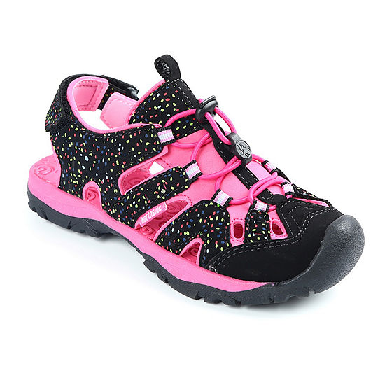 Northside Burke Se Girls Flat Sandals - Little Kids/Big Kids