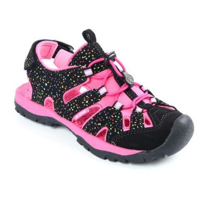 Northside Burke Se Girls Flat Sandals - Little Kids/Big Kids