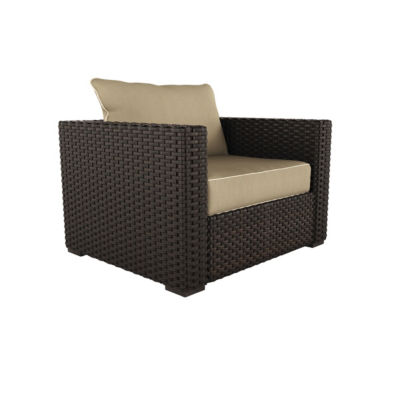 Outdoor by Ashley® Spring Ridge Patio Lounge Chair with Cushion