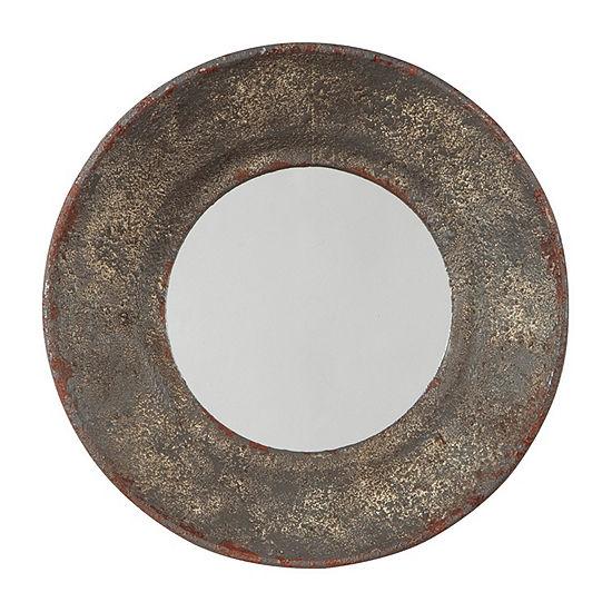 Signature Design by Ashley® Carine Round Wall Mirror