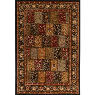 Home Dynamix Royalty Bella Border Rectangular Area Rug