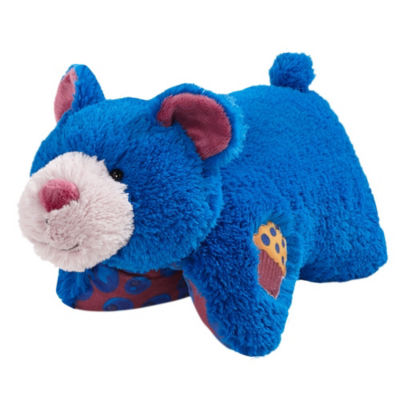 "Pillow Pet 16"" Sweet Scented Blueberry Muffin Bear"