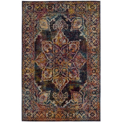 Safavieh Crystal Collection Gaman Oriental Area Rug