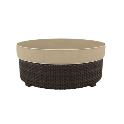 Outdoor by Ashley® Spring Ridge Patio Ottoman with Cushion