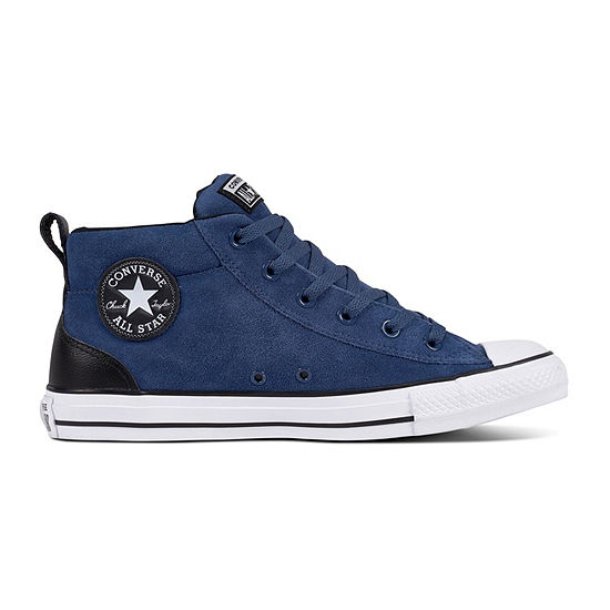 e89511e62219 Converse Chuck Taylor All Star Street Mid Mens Sneakers Pull-on - JCPenney