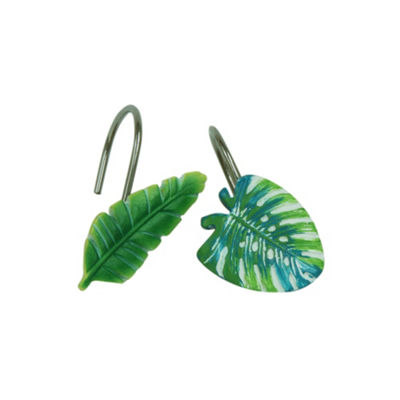 Bacova Guild Kauai Shower Curtain Hooks