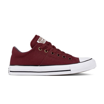 Converse Ctas Madison Ox Plaid Tongue Womens Sneakers