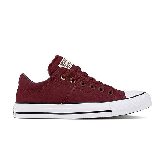 9288cd49a35 Converse Chuck Taylor All Star Madison Ox Plaid Tongue Womens Sneakers -  JCPenney