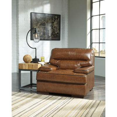 Signature Design By Ashley® Palner Leather Accent Chair