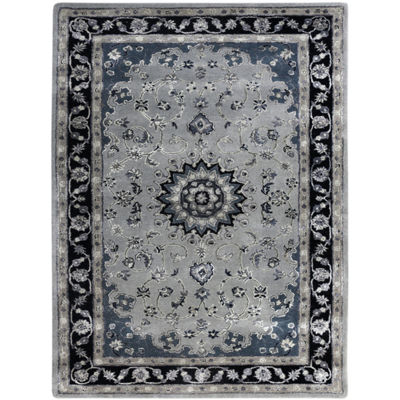 Amer Rugs Eternity AF Hand-Tufted Wool and Viscose Rug