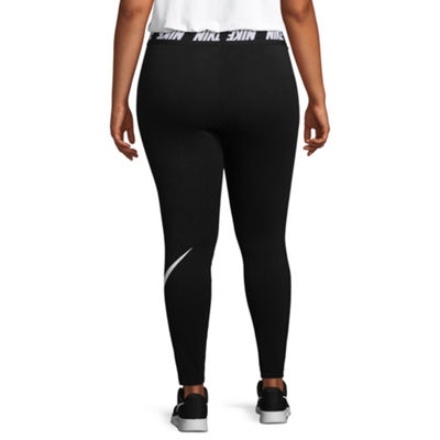 Nike Knit Leggings-Plus