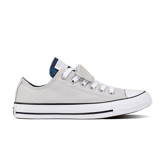 Converse Converse Double Tongue Ox Womens Sneakers Lace Up