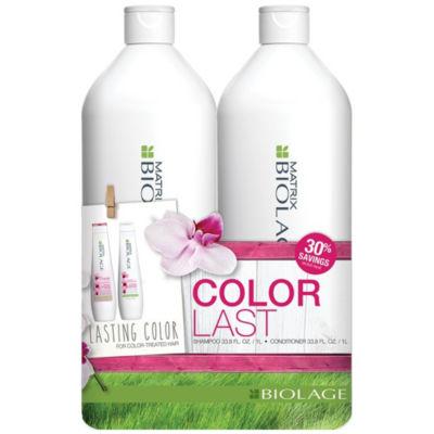 Matrix Biolage Colorlast Ltr Duo 2-pack Value Set - 33.8 oz.