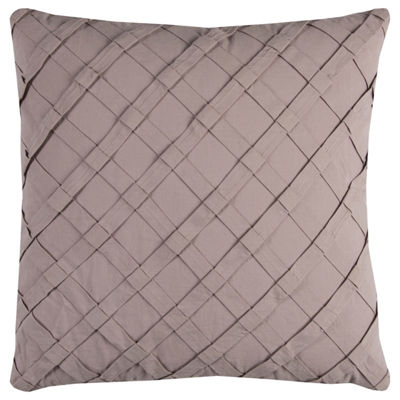 Rizzy Home Javier Geometric Decorative Pillow