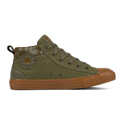 Converse Ctas Street Mid Mens Sneakers Pull-on