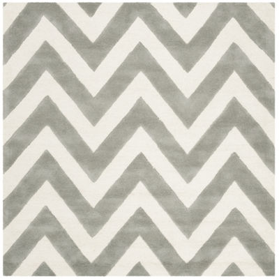 Safavieh Safavieh Kids Collection Deborah Geometric Square Area Rug