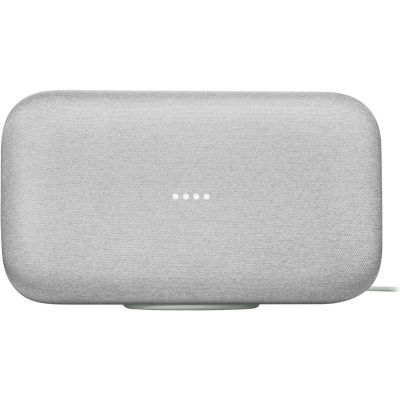 Google Home Max Smart Assistant - Chalk