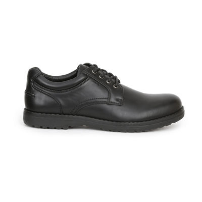IZOD Mens Lewis Oxford Shoes Lace-up