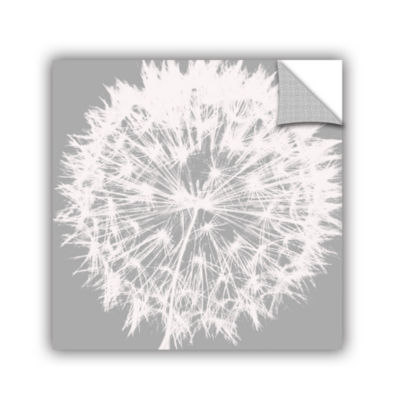 Dandelion 7 Removable Wall Decal