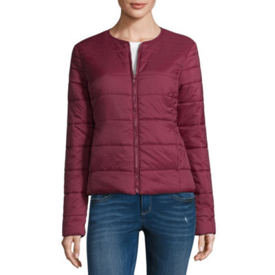 Xersion Lightweight Collarless Puffer Jacket