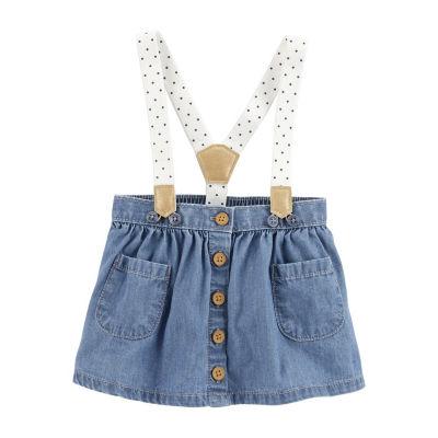 Oshkosh Short Skirt - Baby Girls