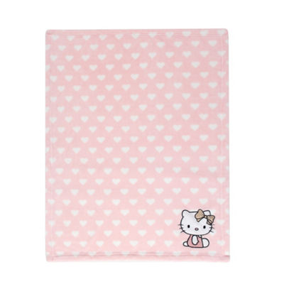 Hello Kitty Hello Kitty Hello Kitty Baby Blankets