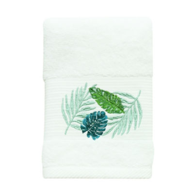 Bacova Guild Kauai Embroidered Tropical Bath Towel