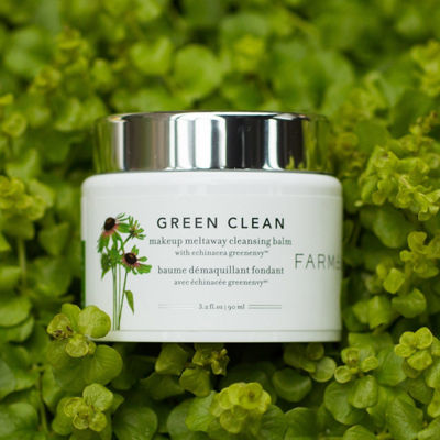 Farmacy Green Clean Makeup Meltaway Cleansing Balm Echinacea GreenEnvy™