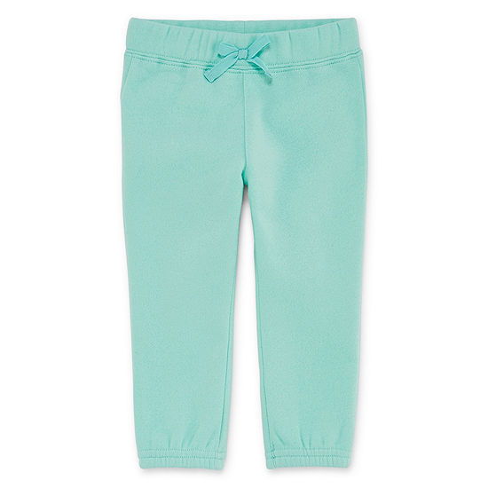 Okie Dokie Girls Jogger Pant - Baby