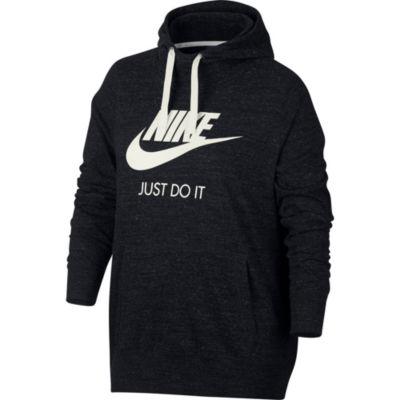 Nike Gym Vintage Pullover Hoodie - Plus