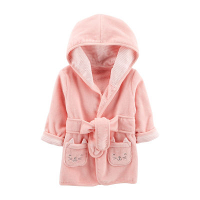 Carter's Little Baby Basics Hooded Robe