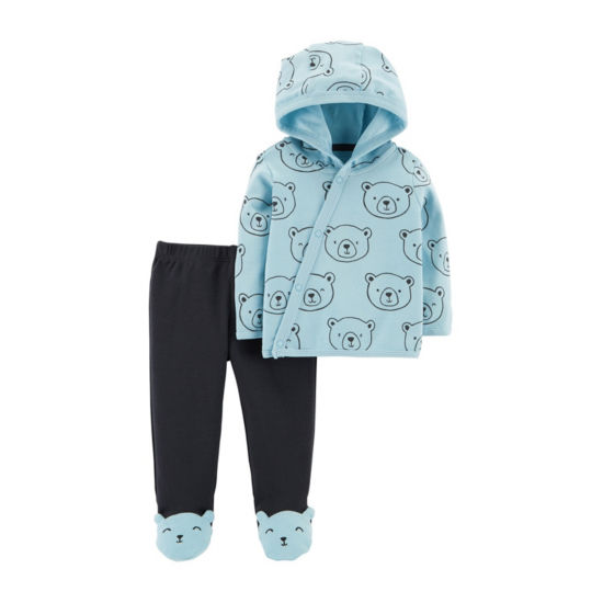 Carter's Little Baby Basics 2-pc. Layette Set-Baby Boys