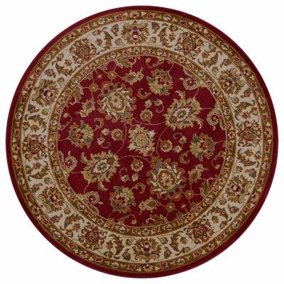 KAS Kashan Round Rugs