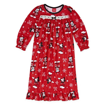 MICKEY/MINNIE GOWN - GIRL'S