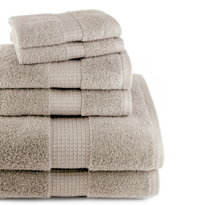 American Dawn Crystal Bay 6-pc. Bath Towel Set