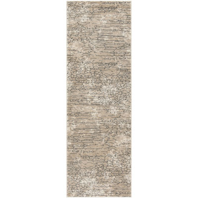 Safavieh Meadow Collection Cian Abstract Runner Rug