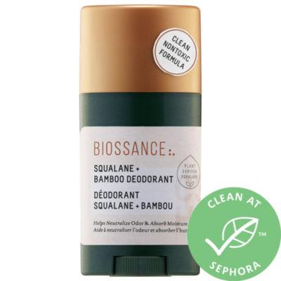 Biossance Squalane Bamboo Deodorant