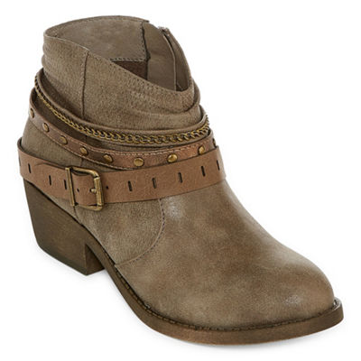 Pop Womens Circo Booties