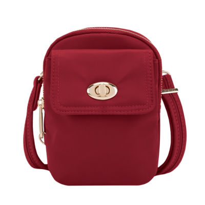 Travelon Anti-Theft Tailored Crossbody Bag