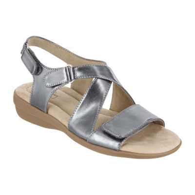 Mia Amore Terry Womens Strap Sandals