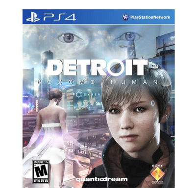 Playstation 4 Detroit: Become Human Video Game
