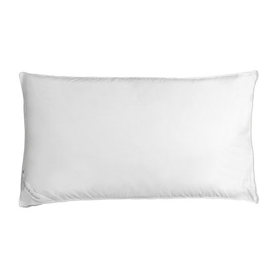 Brookstone Back Sleeper Pillow with 37.5 Temperature Regulating Technology