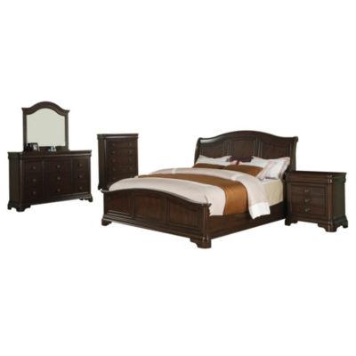 Picket House Furnishings Conley Panel 5-pc. Bedroom Set