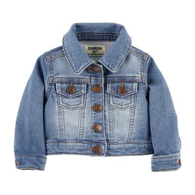 Oshkosh Boys Denim Jacket-Baby